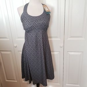 Prana Dresses - Prana Gray Cali Sleevless Dress